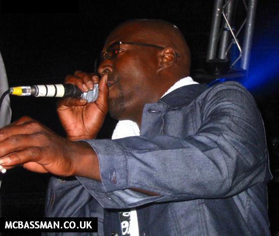 MC Bassman Drum and Bass