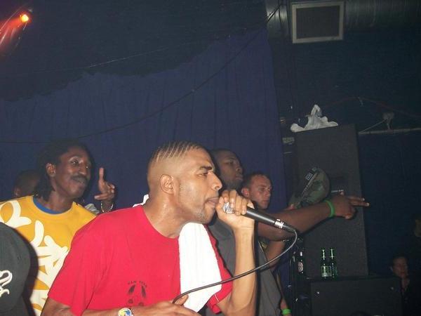 MC Trigga Drum and Bass